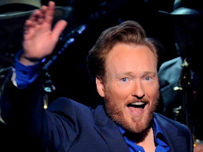 Conan O'Brien Headlines Turner's TBS Sales Pitch