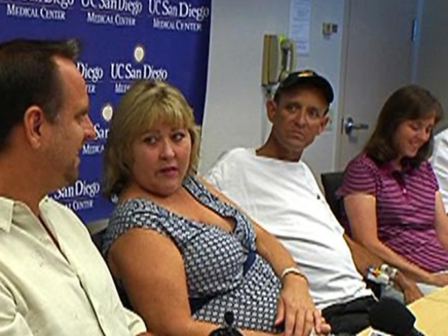 Ailing Couples Swap Kidneys