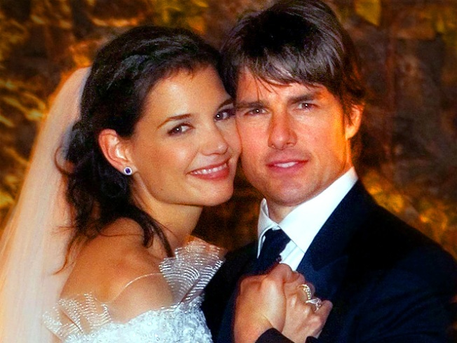 Katie Holmes Still Swoons Over Tom Cruise
