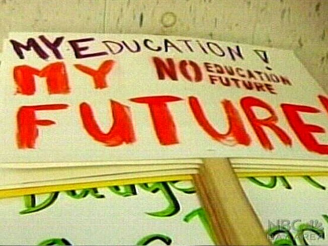 Students Unite for Day of Action