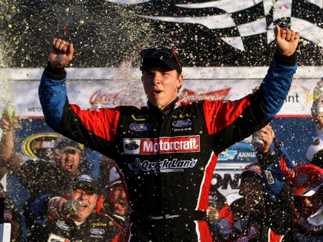 20-Year-Old Rookie Wins Daytona 500