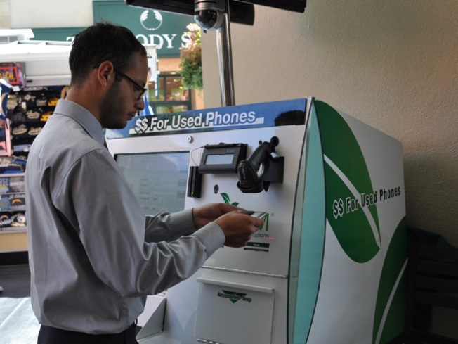 1M Devices for San Diego-Based ecoATM