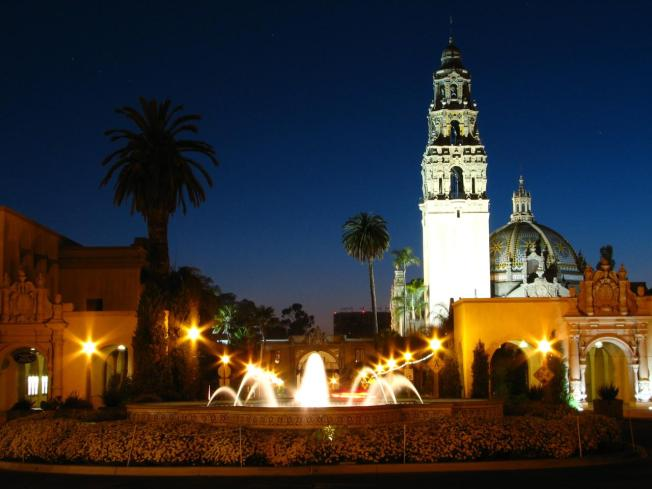 Balboa Park From a Kid's Point of View
