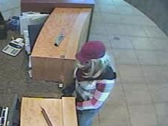 FBI Needs Help Finding a Female Bank Robber