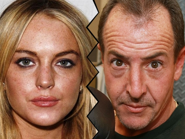 Michael Lohan Takes Cops to Check on Lindsay and Ali