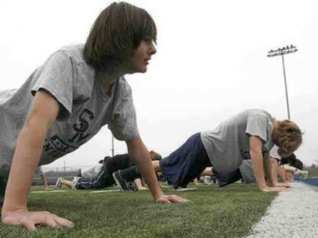 3 in 10 California Students Physically Fit