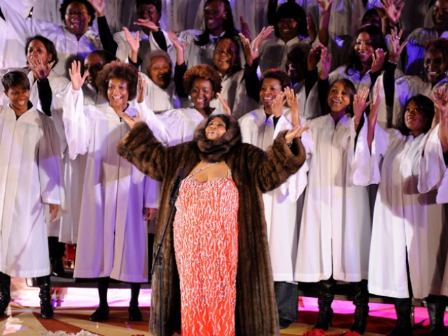 Aretha Franklin Cancels Jazz Fest Appearance