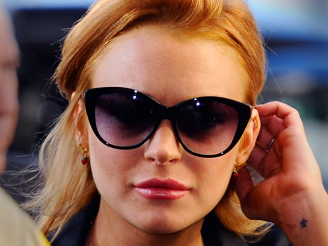 Lohan Enters Betty Ford Center