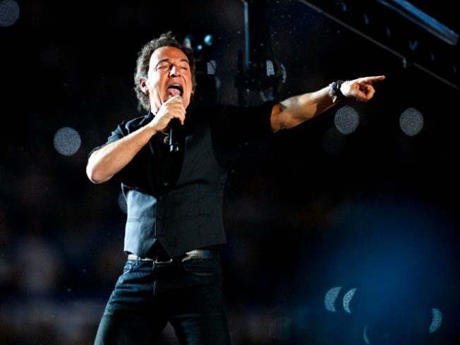 Springsteen's Super Bowl Slip-Up