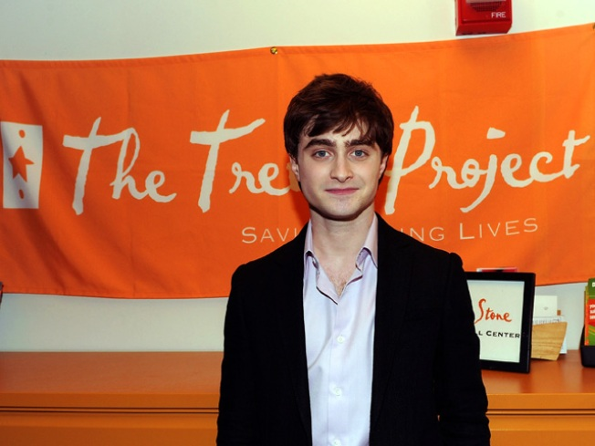 Harry Potter Comes Out Against Gay Suicide