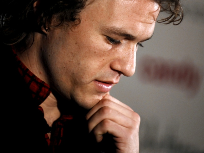 Heath Ledger-Directed Music Video Debuts