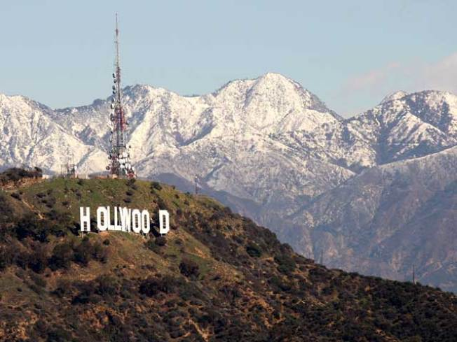 Activists to Spell Out Plans for Hollywood Sign