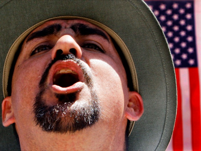 Ariz-Like Immigration Bill Proposed for California