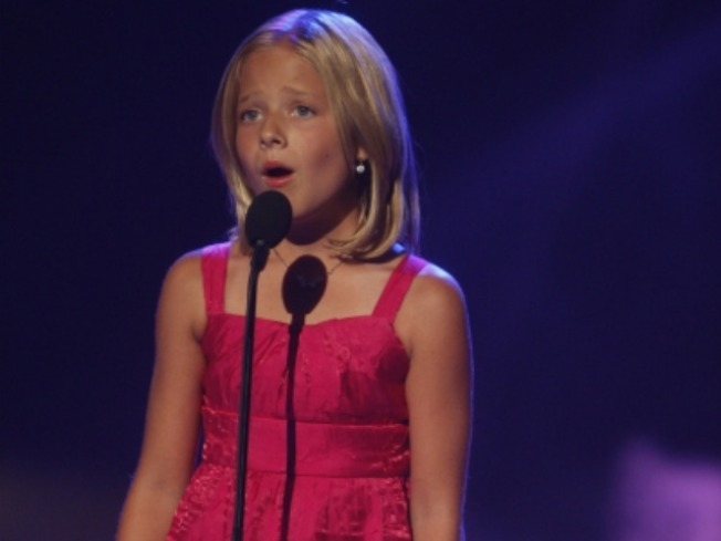 "Susan Boyle Who? 10-Year-Old Soprano Storms ""AGT"""