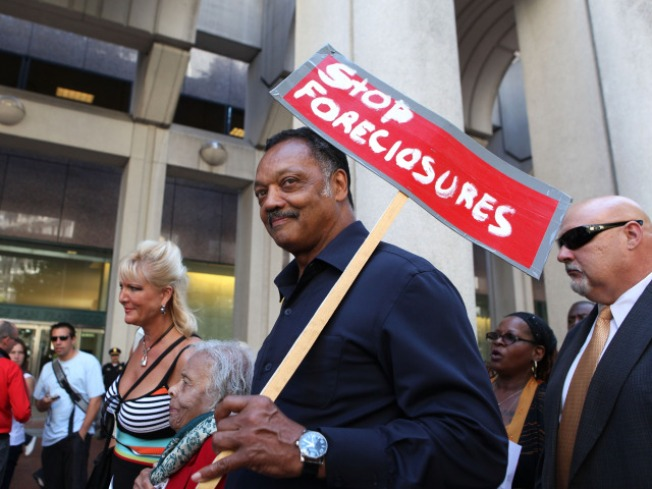 Jesse Jackson Barnstorms the Bay