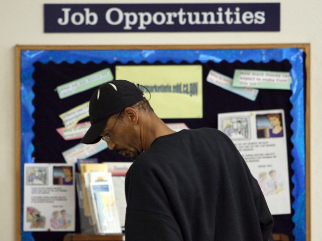 Unemployment Rate Crept Down in May