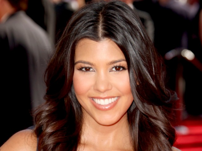 Kourtney Kardashian: I Lost 45 Lbs. Since Giving Birth!