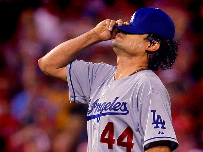 It Wasn't Sunny In Philadelphia For Dodgers