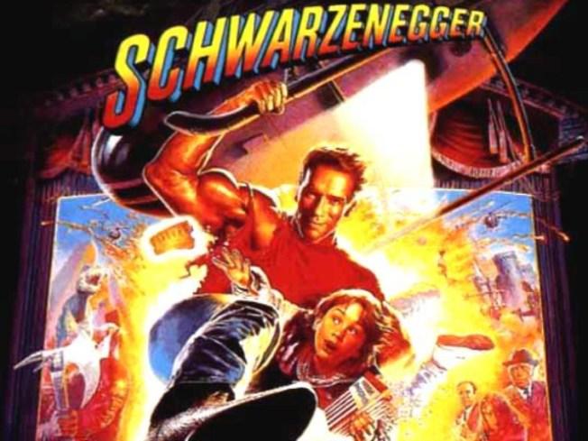 Schwarzenegger's New Action Role: Beggar