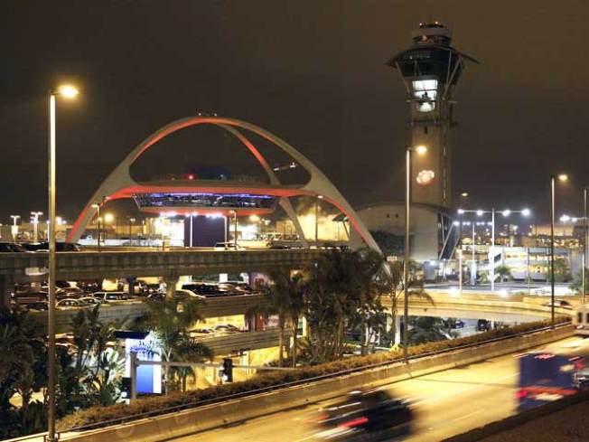 TSA Agent Arrested at LAX