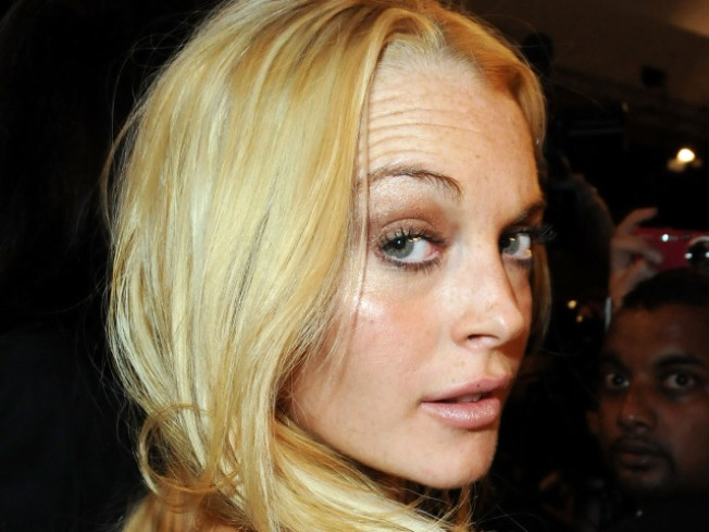 Larry Rudolph Shoots Down Reports He's Working With Lindsay Lohan