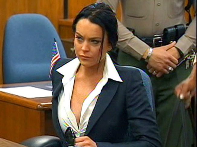 Lohan Posts Bail, Warrant Recalled