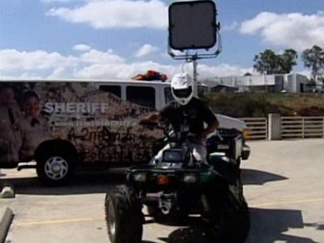 Deputies' Controversial New Toy Draws Fire