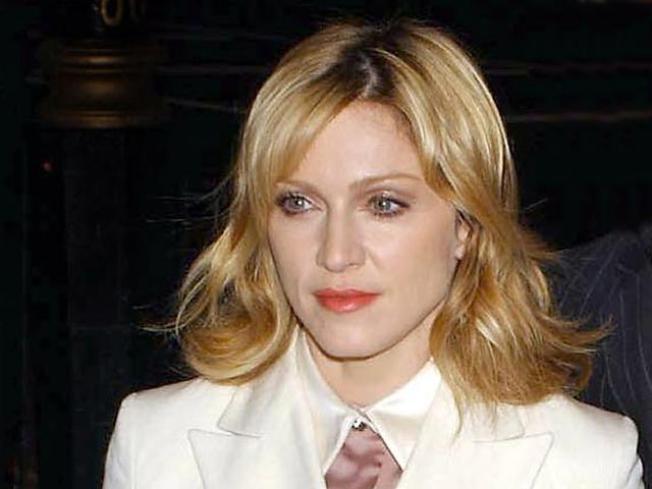 Madonna Celebrates Birthday in Poland