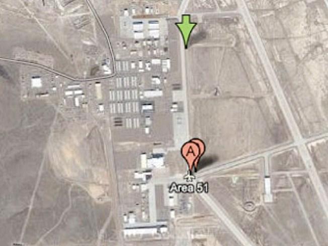 UFO Hunting with Google Maps - NBC 7 San Diego