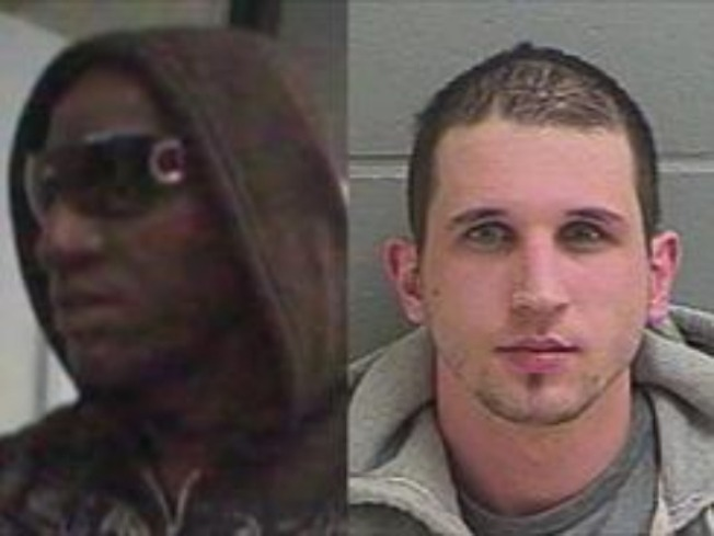 Changing Faces: Florida Bank Robber Goes From Black to White