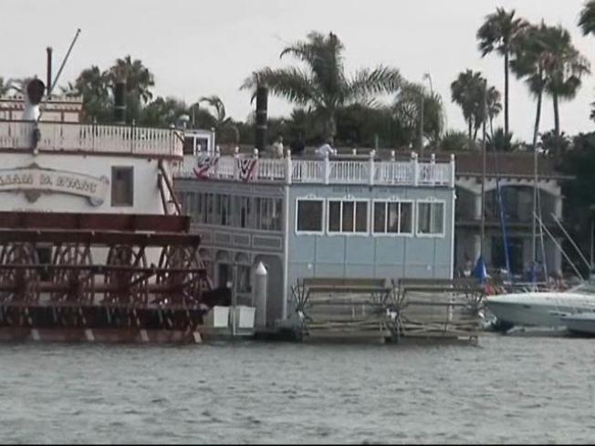 Man Dies After Belly Flop Off Floating Bar