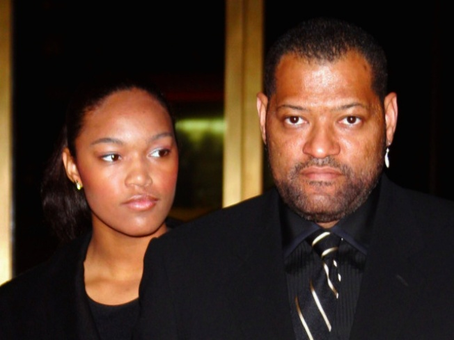 Laurence Fishburne's Daughter Trying Adult Acting