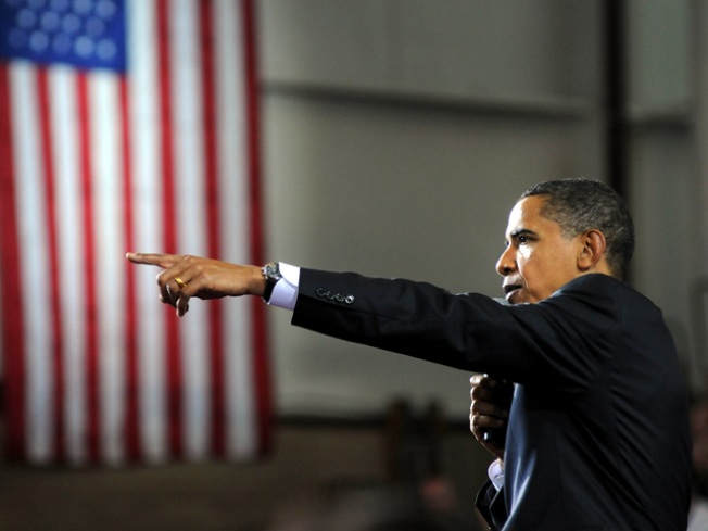 Massive Campaign For Obama Hits Air