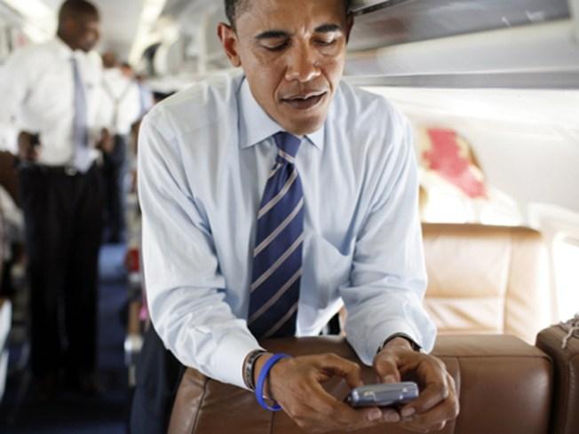 Web Emergency: No Sweat, Obama's Got It