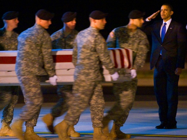 In Afghanistan, Obama Is On The Clock