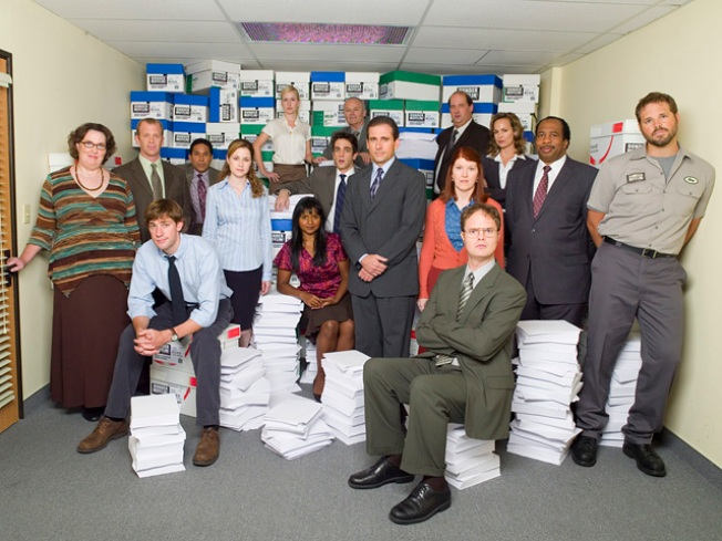 """""""The Office"""" Bids a Funny, Sweet Farewell"""