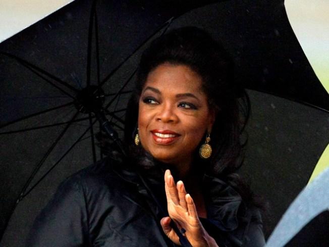 Chicago Mayor Blames Media for Oprah Departure