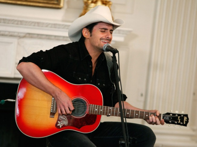 The White House Goes Country