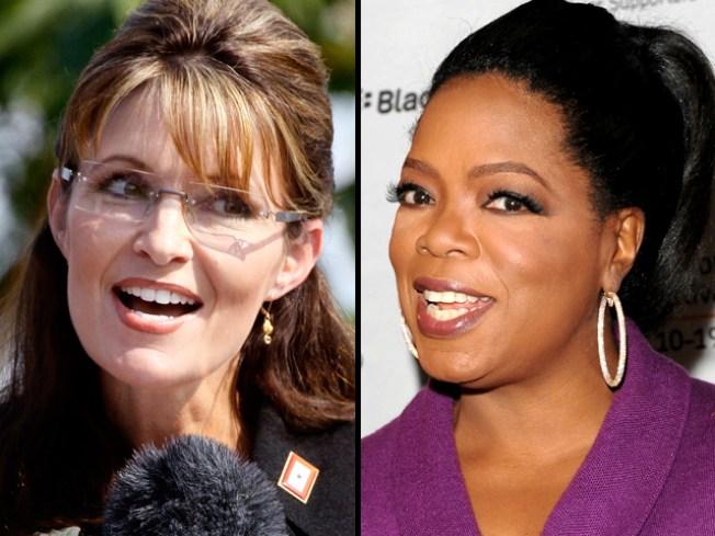 Sarah Palin Eyeing Talk Show?