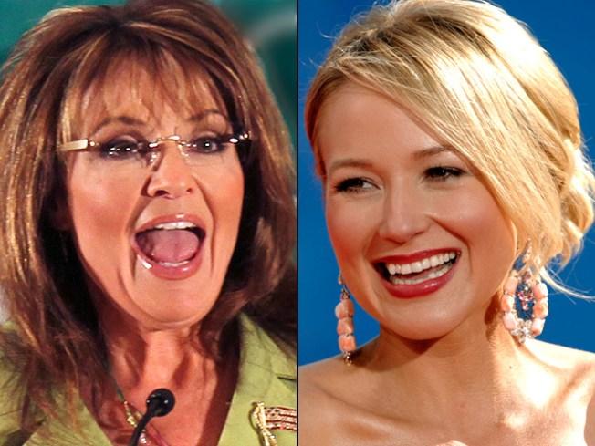 Jewel Goes Rogue on Palin
