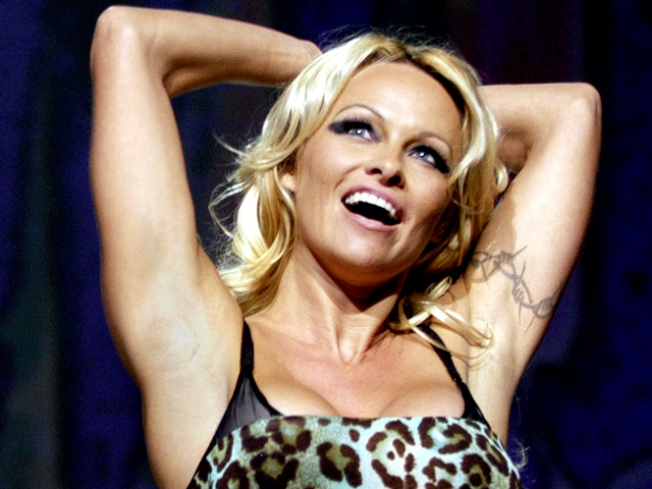 State Of California Says 'Dancing's' Pamela Anderson Owes $493K In Income Taxes