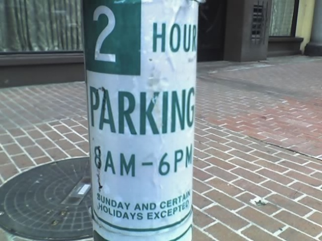 Free Parking Sundays May Soon Expire