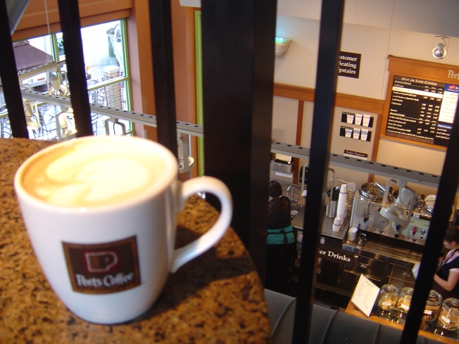 Starbucks in Talks to Buy Peet's Coffee