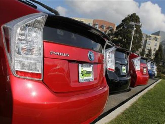 First Generation Prius Hybrids Recalled