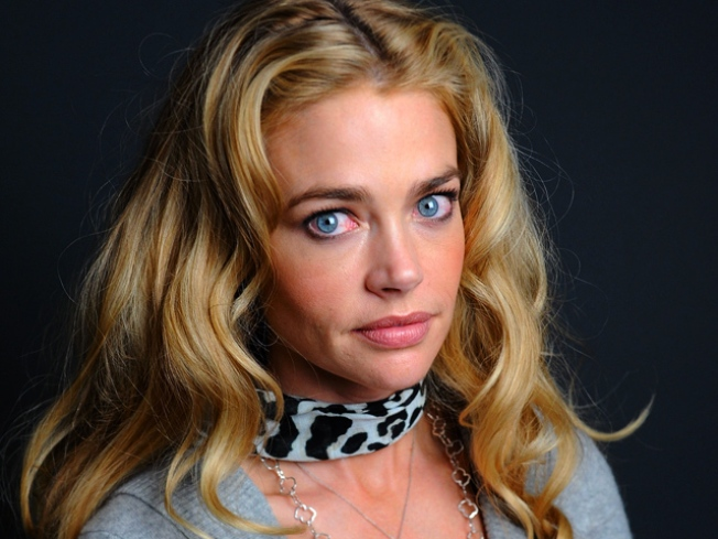 Denise Richards Discusses Past Alleged Abuse From Charlie Sheen On Oprah
