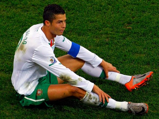 Cristiano Ronaldo is a Dad!