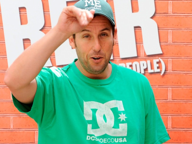 Boy Falls Into Empty Lion Pit Being Used For New Adam Sandler Movie