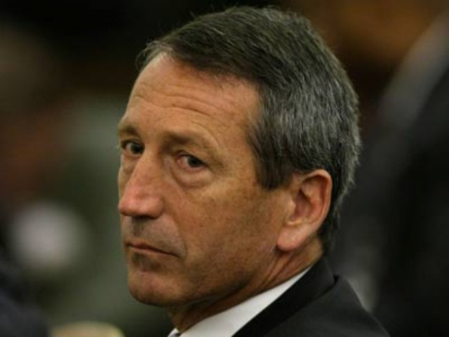 Poll: Half of S.C. Wants Sanford Out