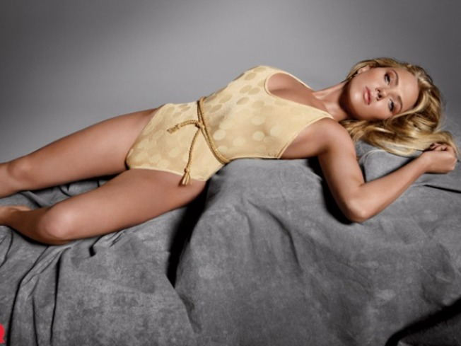"GQ's ""Babe of the Year"": Scarlett Johansson"