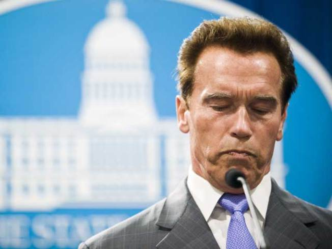 Arnold: Here Come the Cuts